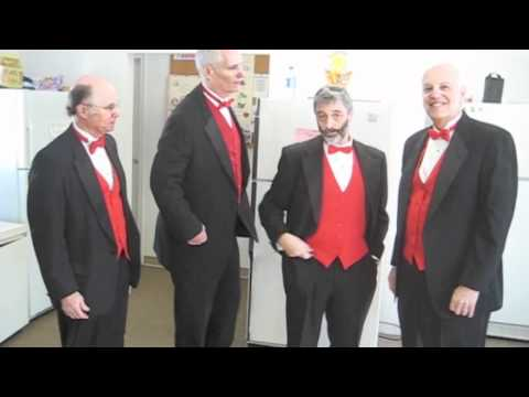 The Westchester Chordsmen will serenade a loved one on Valentine's Day.
