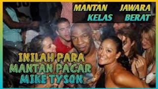 10 Wanita Korban Keberingasan Mike Tyson
