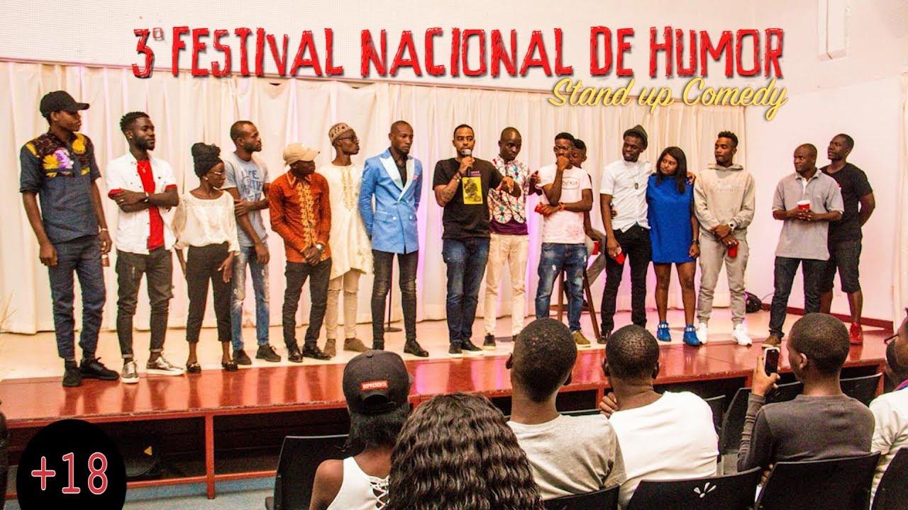 3º Festival Nacional De Humor (Stand Up Comedy) GOZAQUI