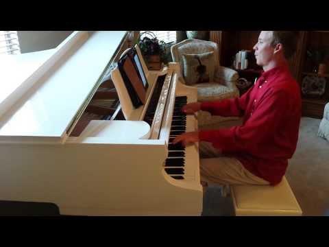 Krewella - Alive (PIANO COVER W/ SHEET MUSIC)