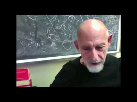 Leonard Susskind World Science Festival Q&A about Holographic Principle 11-2-2011