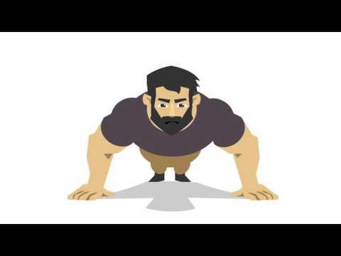 Dan Bilzerian Has a Heart Attack - Animated video from Joe Rogan Podcast Interview #857