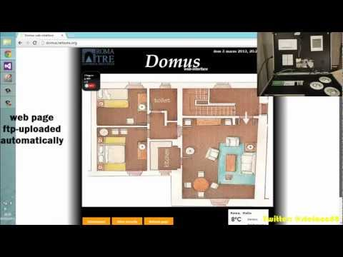 Domus - KNX thesis project