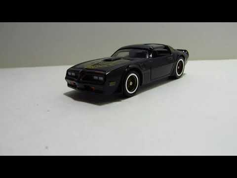 Hot Wheels Pontiac Trans Am / 1/4 Mile Muscle