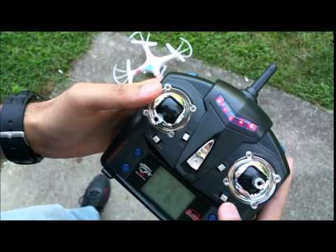 GPTOYS F2 Aviax Drone 2.4GHz 6-Axis Gyro Quadcopter Remote Control