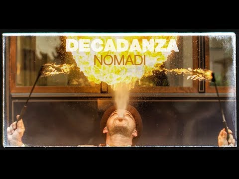 I Nomadi - Decadanza (Official Video)