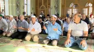 Мусульмане Азербайджана отмечают праздник Рамазан