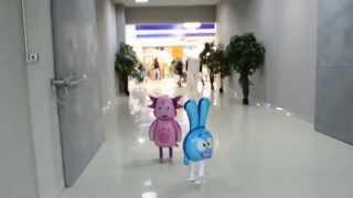 видео Ходячие шары
