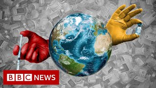 Covid: The race to vaccinate the world - BBC News