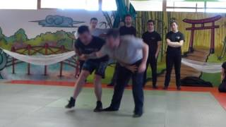 Combat Lab Rukopashyi Boi Structure Breaking  Limoges 2017