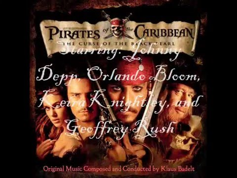 Pirates of the Caribbean ~ (Song: The Medallion Calls)
