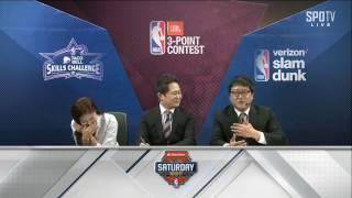 NBA 올스타전 방송사고