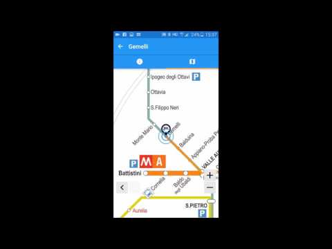 Rome Metro - Map & Route planner - Apps on Google Play