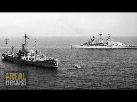 Survivor Of Israeli Attack On USS Liberty: It Could Not Have Been A Mistake (2/2)