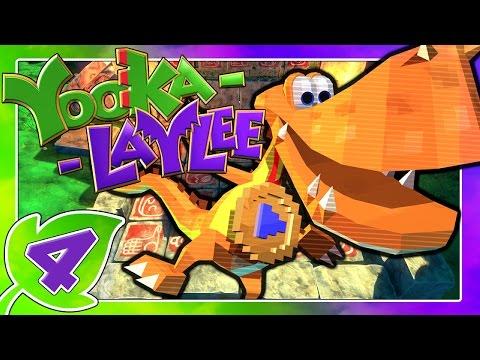 YOOKA-LAYLEE Part 4: Rextro Sixtyfourus' Spielautomat von YouTube · HD · Dauer:  29 Minuten 57 Sekunden  · 77000+ Aufrufe · hochgeladen am 11/04/2017 · hochgeladen von Domtendo