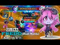 Fredo s abyssal arrow ft  full party Saiyan   Fredo Black Mamba  Selena Gameplay