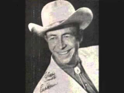 Eddie Dean  I Dreamed Of A HillBilly Heaven 1955 Cowboy Country