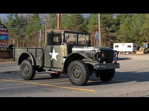 Dodge M37 Quickie!