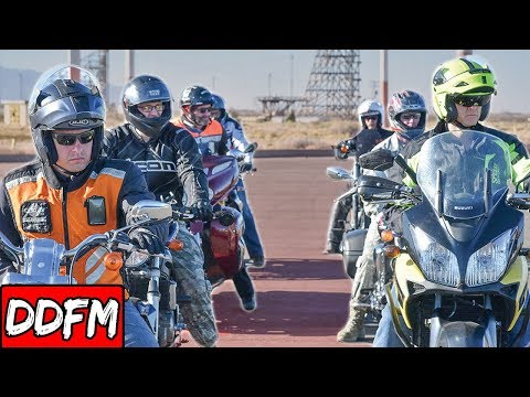 5 Skills ALL Motorcyclists Are Responsible For