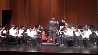 High School Orchestra / New World Symphony
