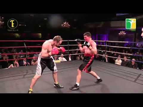 Shane Tuck vs Steve Roberts