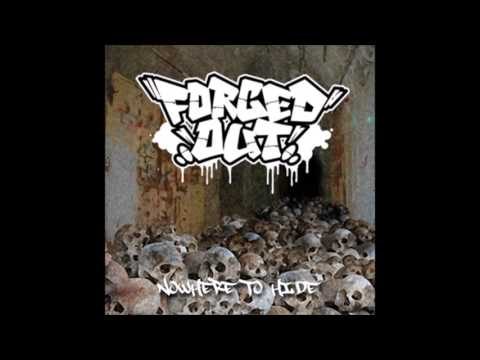 Forced Out - Shattered (feat. Peachey of Six Foot Ditch)