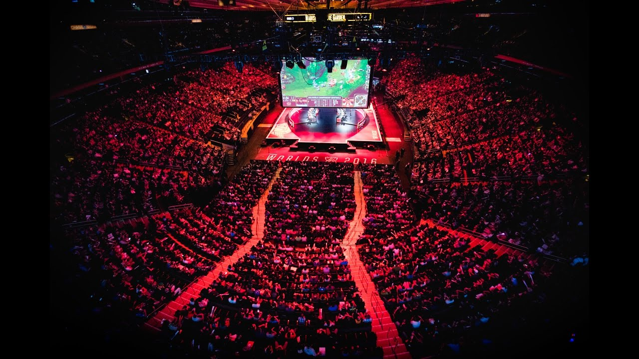 2016 World Championship Finals: Opening Ceremony 360 ...