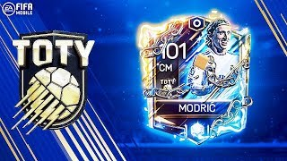 HOW TO UNLOCK 91 RATED TOTY MODRIC!!! FIFA MOBILE