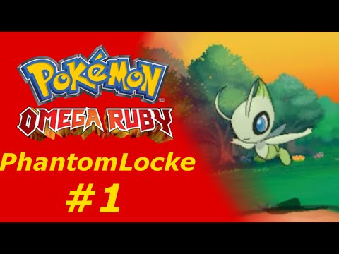 May is OP! - Pokémon Omega Ruby PhantomLocke Ep 01