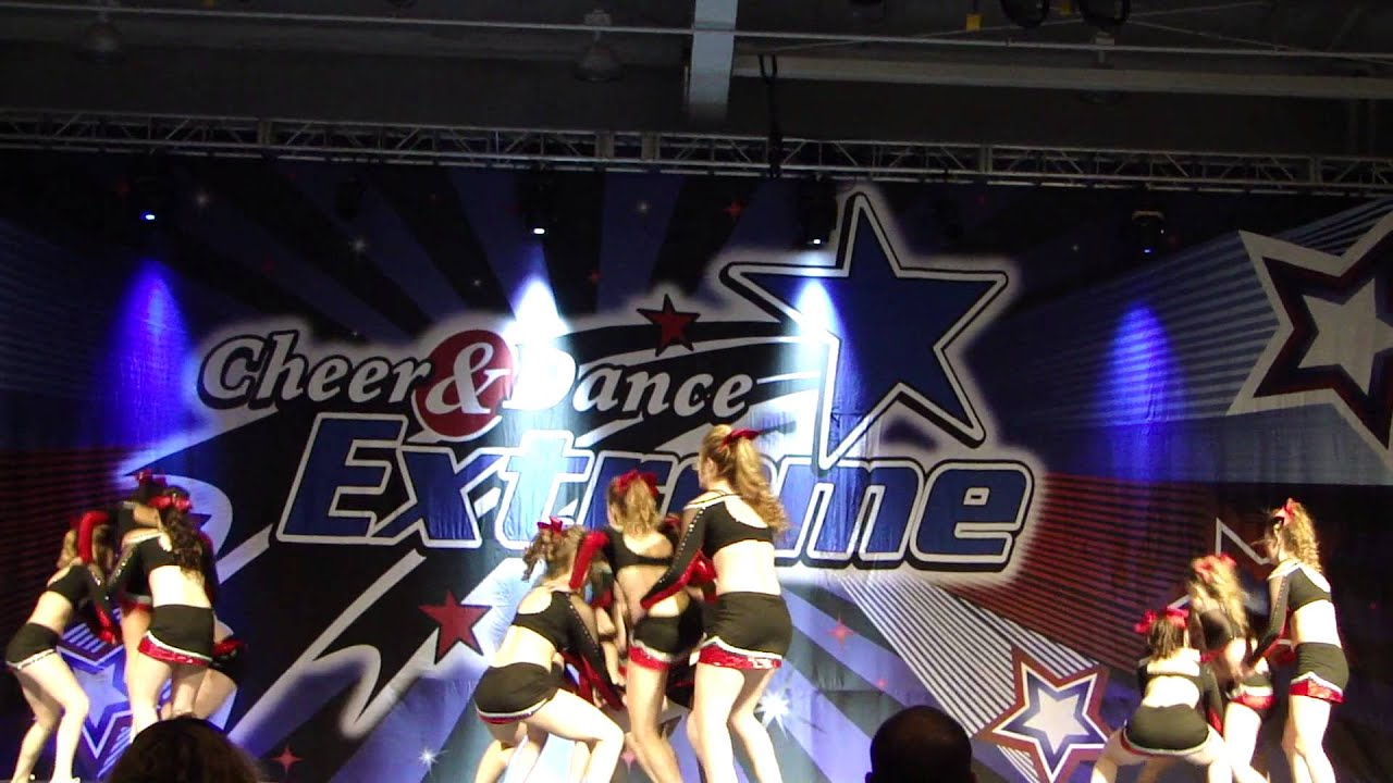 Cheerleading Ui Forms Star Extreme Pa All