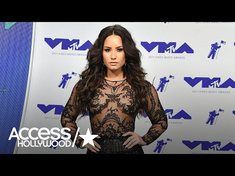 VMAs Style: Why Demi Lovato's Sexy Look Dominated The Red Carpet | Access Hollywood thumbnail