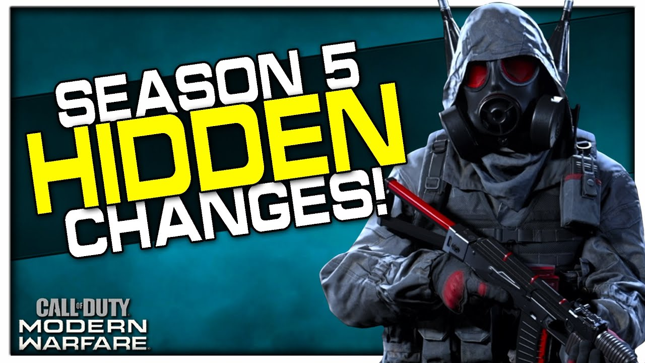 Hidden Changes Additions In Season 5 Youtube