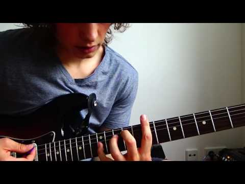 embellishing Little Wing by Jimi Hendrix (Eric Gales Style) (GL#3)