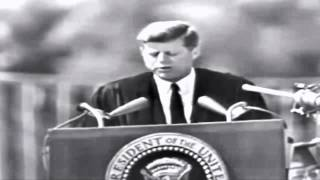 Anonymous Violent Revolution JFK Speech