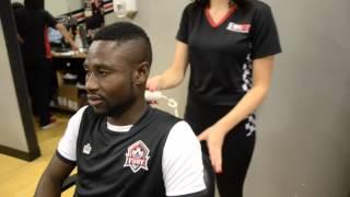 Ontario Fury SportClips Commercial