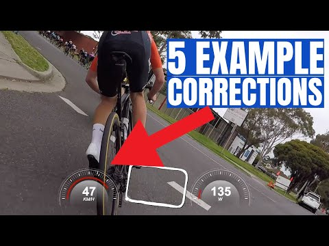 The Number One Mistake Cyclists Make in Criterium Racing