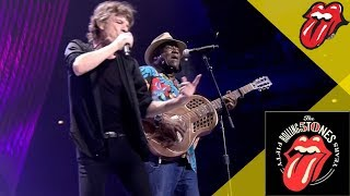 The Rolling Stones & Taj Mahal - Six Days On The Road - Live in Chicago