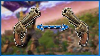 The Revolver Gun Only Challenge | Fortnite Challenges
