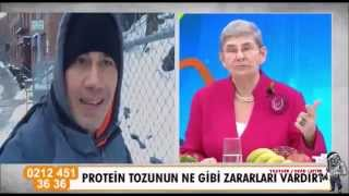 Canan Karatay - Protein Tozu / Sporcuların Tepkisi - DEADLIFTER