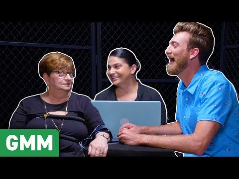 We Make Our Moms Take Lie Detector Tests