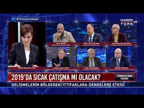 Türkiye'nin Nabzı - 28 Kasım 2018 (2019'da sıcak çatışma olacak mı?)
