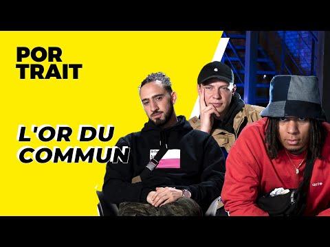 Youtube: L'Or du Commun:»On s'est rendu compte du pouvoir de la mélodie» • PORTRAIT