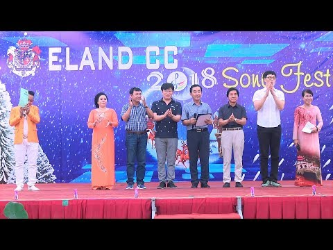 ELAND CU CHI SONG FESTIVAL 2018