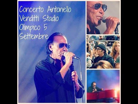 Concerto Antonello Venditti Stadio Olimpico 5/09/2015 | Carlotta Colaleo