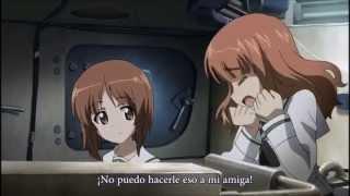 Girls und Panzer - Primer Entrenamiento (sub. Español)