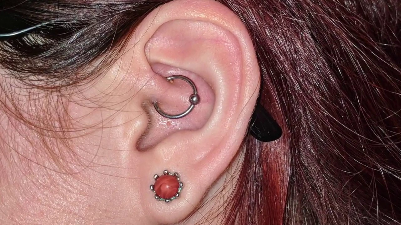 The Most Thorough Guide On Daith Piercing Aftercare Healing Update