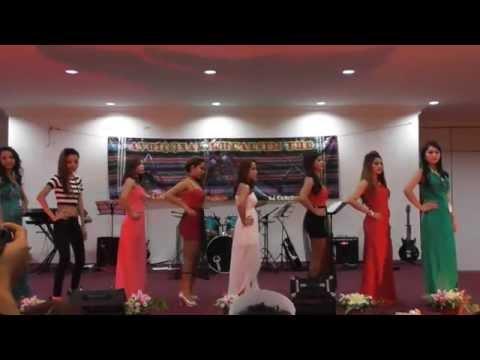 Khualsim Tho 2015 _ free fashion show ။
