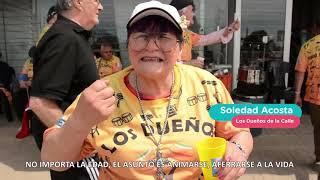 Adultos mayores | Soledad y Lidia
