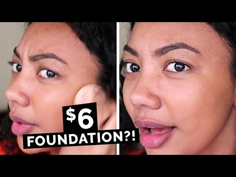 Trying The Ordinary Serum Foundation! | First Impressions