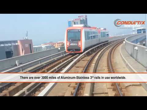 Third Rail Electrification for Mass Transit Systems (3rd Rail Transit)